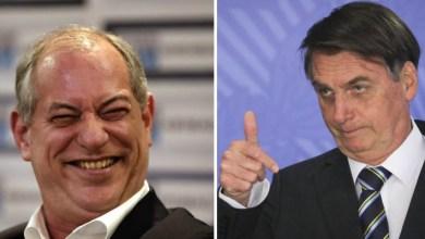 "Photo of #Polêmica: ""Cala a boca, Magda das milícias"", dispara Ciro sobre comentários de Bolsonaro"