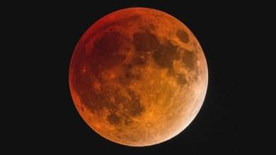 Photo of #Mundo: Eclipse lunar poderá ser visto parcialmente do Brasil nesta terça; saiba mais aqui