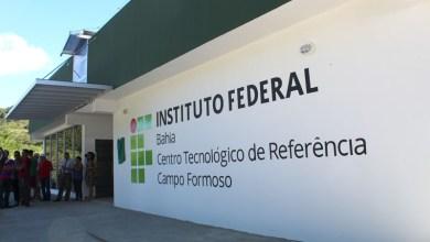 Photo of #Bahia: Ifba abre inscrições para estudantes no município de Campo Formoso; saiba mais