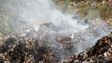 Photo of Chapada: Rio de Contas tem lixão a céu aberto e queimando por 24h; moradores reclamam da situação