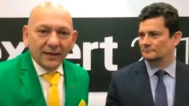 Photo of #Vídeo: Moro faz piada sobre 'Vaza Jato' e é aplaudido por agentes do sistema financeiro e empresários