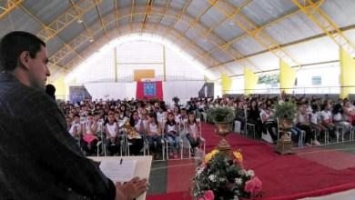 Photo of Chapada: Proerd forma mais uma turma em Itaberaba; cerimônia com estudantes marcou encerramento