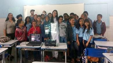 Photo of Chapada: Escolas de Nova Redenção passam por programa de saúde da gestão municipal