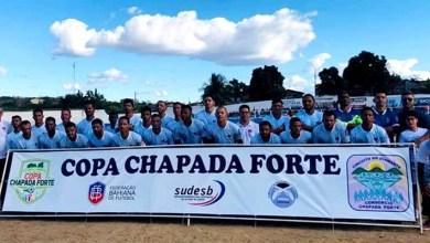 Photo of Chapada: Equipe de Nova Redenção luta, mas perde primeira partida da Copa Chapada Forte