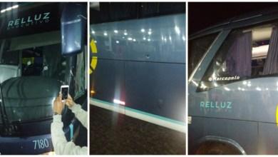Photo of Chapada: Ônibus com passageiros que voltavam da Fligê sofre ataque por bandidos na BR-242