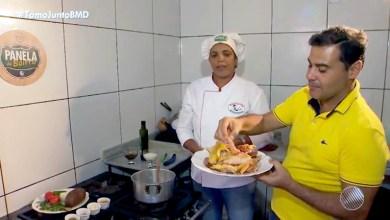 Photo of Chapada: Chef de Lençóis mostra sua receita tradicional em quadro do 'Bahia Meio Dia'; veja vídeo