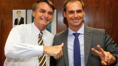 """Photo of #Polêmica: """"Não quero submeter o meu filho a um fracasso"""", diz Bolsonaro sobre rever indicação para embaixador"""