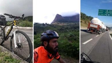 Photo of Chapada: Ciclista de Piritiba percorre mais de 2,6 mil km de bike até município do estado de São Paulo