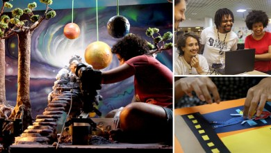 Photo of Chapada: Comunidades quilombolas de Lençóis recebem oficinas de animação do Cineclube Fruto do Mato
