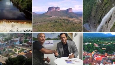 Photo of Chapada: Empresa de Turismo inicia processo de implantação de filial no município de Palmeiras