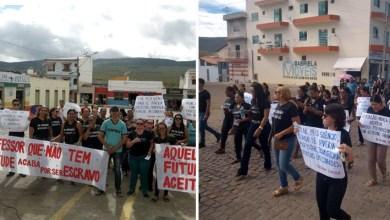 Photo of Chapada: Professores de Ituaçu param por 48h em protesto contra decretos da prefeitura