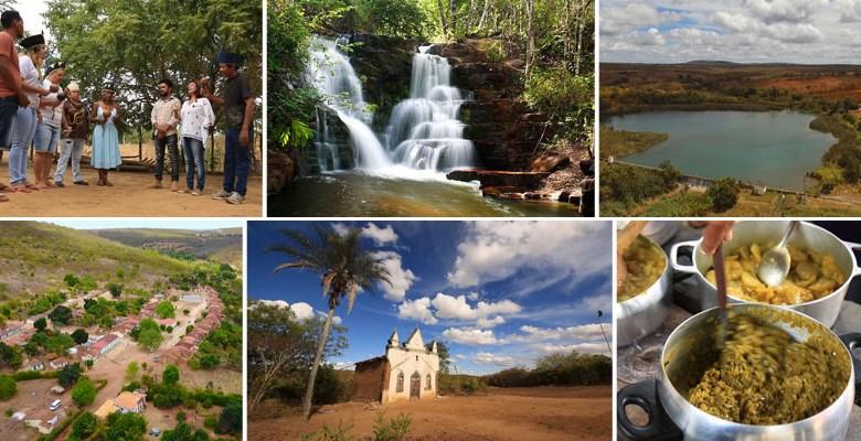 Photo of Chapada: Utinga entra no Mapa do Turismo do Brasil; conheça algumas das belezas naturais desse município