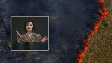 Photo of #Brasil: Raquel Dodge pede que dinheiro resgatado na Lava Jato vá para combate ao fogo na Amazônia