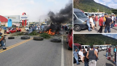 Photo of Chapada: Protestos de motoristas de transportes alternativos miram lei sancionada por Bolsonaro