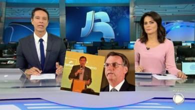 Photo of #Polêmica: Bolsonaro divulga vídeo da Record contra jornalistas da Rede Globo; confira aqui