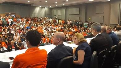 Photo of #Bahia: Ato público em defesa da Petrobras reuniu políticos e lideranças de movimentos na Alba nesta segunda