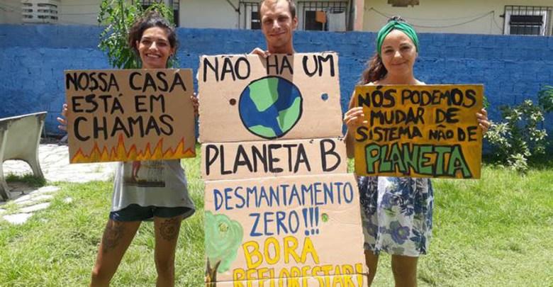 Photo of Chapada: Moradores do Vale do Capão aderem à mobilização global e farão greve pelo clima nesta sexta