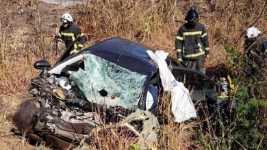 Photo of #Bahia: Duas pessoas morrem e duas ficam feridas em batida entre carreta e carro em Barreiras