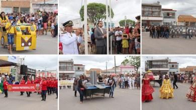 Photo of Chapada: Municípios da região marcam o 7 de Setembro com atividades cívicas e participação popular