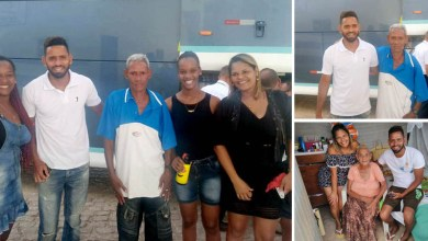 Photo of Chapada: Emoção marca reencontro de família em Andaraí após 28 anos; veja vídeo e fotos
