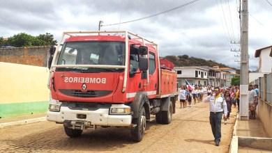 Photo of Chapada: Desfile cívico em Seabra conta com participação do 11° Grupamento de Bombeiros Militar