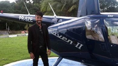 Photo of #Bahia: Jovem gasta dinheiro de salário e férias para realizar sonho de voar de helicóptero