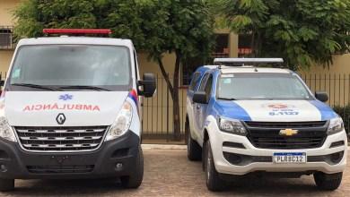 Photo of Chapada: População de Itaetê recebe novas ambulância e viatura com carreata pelas ruas da cidade