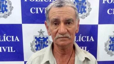 Photo of #Bahia: Polícia prende homem que ateou fogo em casal no município de Livramento
