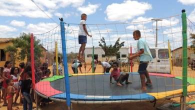 Photo of Chapada: Projeto com serviços gratuitos atende moradores em bairro de Nova Redenção
