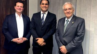 Photo of Chapada: Prefeito de Itaberaba debate ações políticas para setores com senador e ex-prefeito de São Paulo