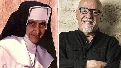 """Photo of Paulo Coelho divulga doação de R$1 milhão para Obras Sociais Irmã Dulce: """"Doei a quem me deu de comer"""""""