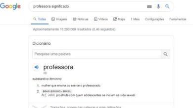 Photo of #Polêmica: Google lista 'prostituta' entre principais significados para 'professora' e retira depois de repercussão