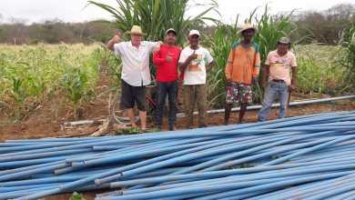 Photo of Chapada: Vereador de Itaetê doa motor para melhorar sistema de abastecimento de água em comunidade