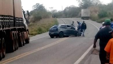 Photo of Chapada: Homem morre em grave acidente de trânsito na região do município de Ibiquera
