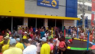 Photo of Chapada: Crianças de Itaberaba curtem programação com atividades e festa em homenagem ao seu dia