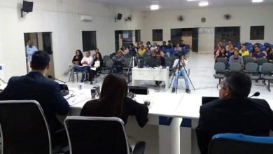 Photo of Chapada: Câmara de Vereadores de Seabra recebe auxiliares de ensino que lutam por piso salarial