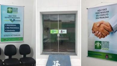 Photo of Chapada: Nova Redenção terá Centro Judiciário de Solução Consensual de Conflitos inaugurado ainda em outubro