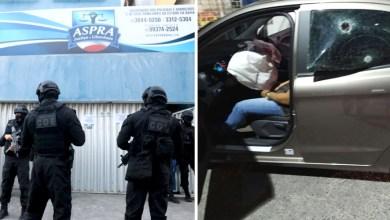 Photo of #Vídeos: Justiça interdita sedes da Aspra e polícia apura suposto ataque a grupo de Prisco