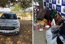 Photo of #Bahia: Carro roubado em setembro é recuperado durante operação no município de Ipirá
