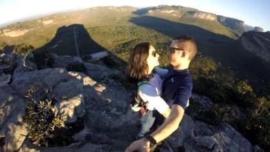 Photo of #Turismo: Casal faz viagem de quase mil quilômetros de moto de Caruaru para Chapada Diamantina