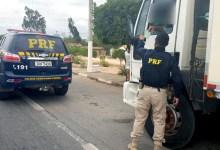 Photo of Chapada: PRF detém motorista profissional com documento falso na região de Seabra