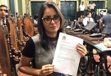Photo of Vereadora pede força-tarefa da prefeitura, governo e presidência para identificar causador das manchas de óleo