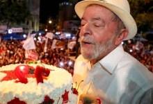 Photo of #Brasil: Comemoração do aniversário do ex-presidente Lula mobiliza militantes em todo o país