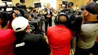 """Photo of Secretário da SSP diz ter """"provas da participação de pessoas ligadas à Aspra em prática de vandalismo"""""""