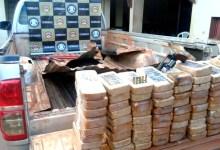 Photo of #Bahia: Mais de 80 quilos de pasta base de cocaína com referência a traficante mexicano são apreendidos