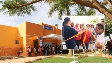 Photo of Chapada: Prefeitura de Utinga entrega mais um Posto de Saúde para a população durante ato no final de semana