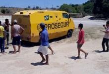 Photo of Chapada: Bandidos tentam assaltar carro-forte e trocam tiros com seguranças em Morro do Chapéu