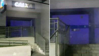 Photo of Chapada: Teste em agência bancária com cortina de fumaça anti-furto deixa moradores aflitos em Jacobina