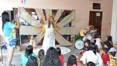 Photo of Circuito Cultural Belgo Bekaert apresenta 'Contos que cantam, histórias que encantam' neste sábado