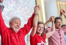 """Photo of #Vídeo: Em Salvador, Lula diz que não está livre; """"Estou em processo de libertação provisória"""""""